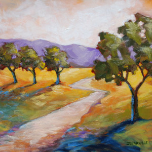 Jeanette Jarville, Olive Grove 2