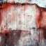 J. Jarville, Stormy Weather 1, abstract, red, white, grey